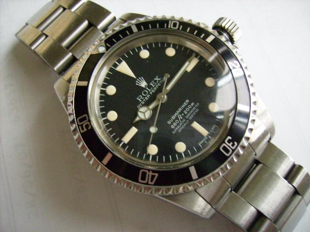 >>Submariner par réf et par périodes<< 5512-5.8milSN,maxi-chin-2