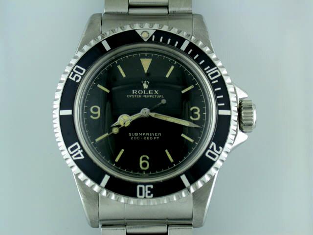 >>Submariner par réf et par périodes<< 5512-577kSN,ca1960,Exdial-TOWS-1