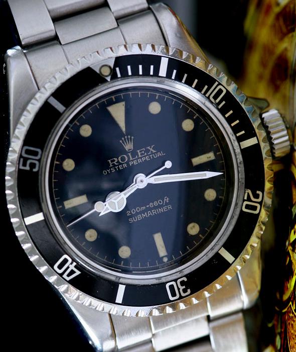 >>Submariner par réf et par périodes<< 5512-693kSN-express500