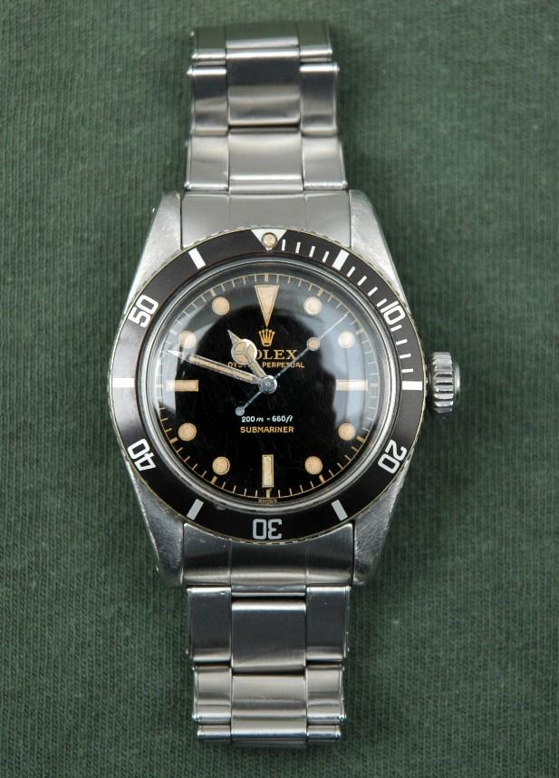 >>Submariner par réf et par périodes<< 6538-462k-Eric6538-3
